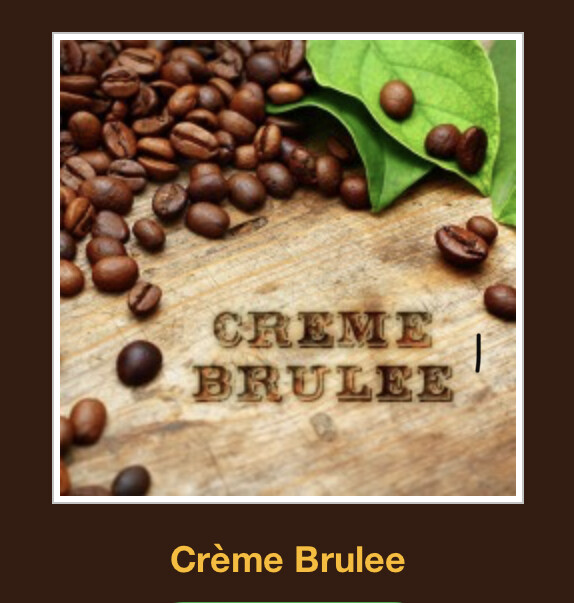 Creme Brûlée Ground Coffee