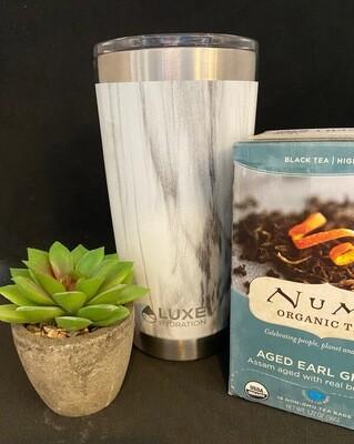 Mug, Tea & Plant Gift Set
