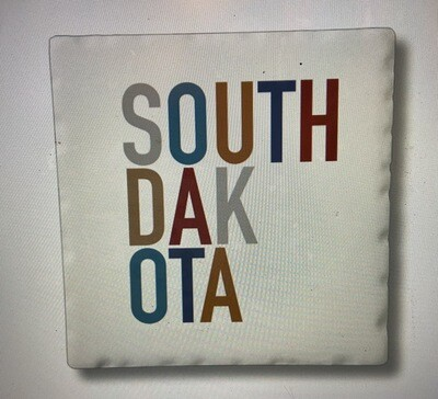 SOUTH DAKOTA Coasters