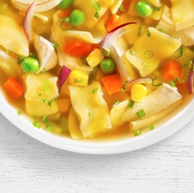 Conneticut Cottage Chicken Noodle Soup