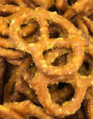 Honey Mustard Pretzels (8oz)