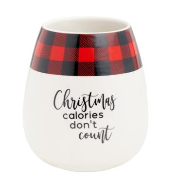 Christmas Calories Don't Count Tumbler