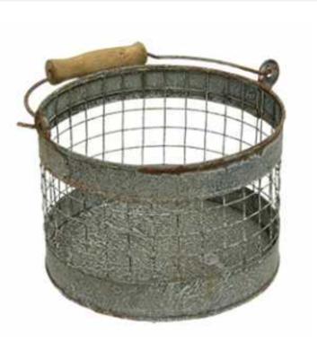 Metal Screen Bucket