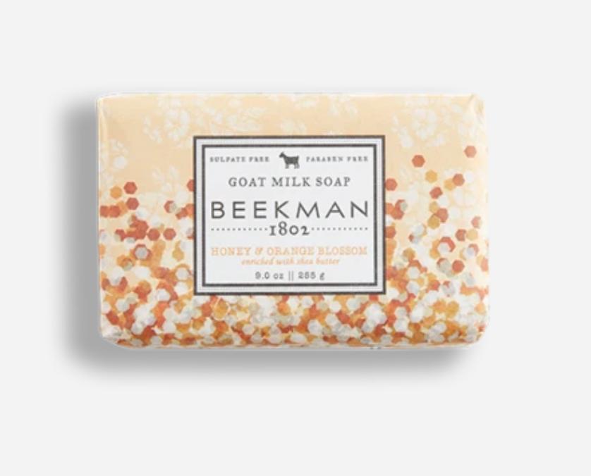 Honey and Orange Blossom Bar Soap