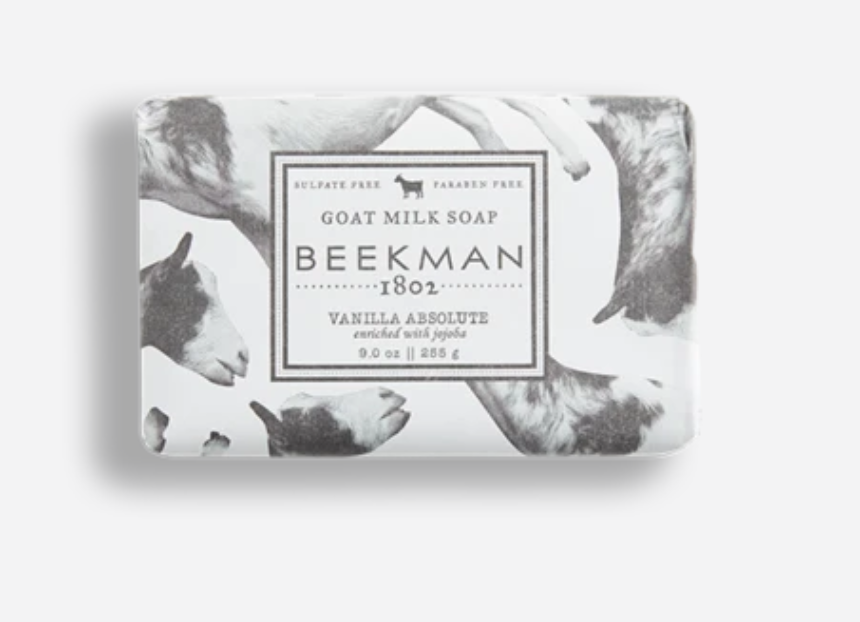 Vanilla Absolute Bar Soap Tester