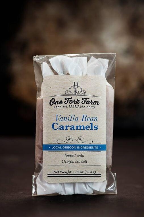 One Fork Farm Caramels