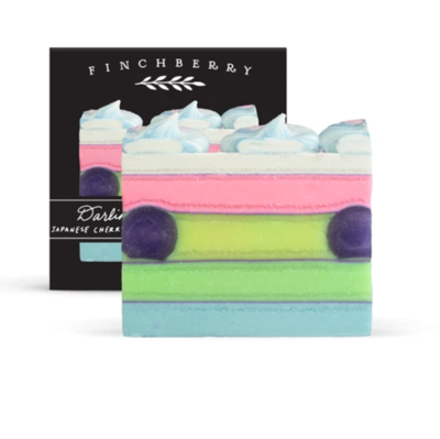 FinchBerry Darling Soap
