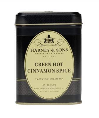 Green Hot Cinnamon Spice - 4oz