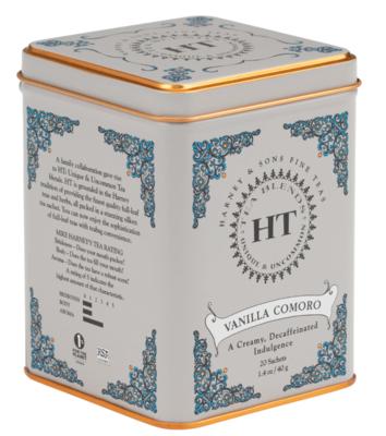 Vanilla Comoro - 20ct