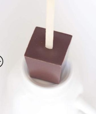 Hot Chocolate on a Stick - Belgian Milk