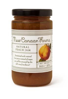 Natural Peach Jam