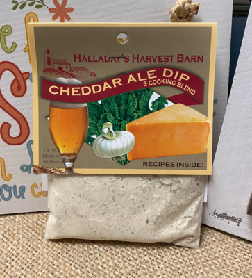 Cheddar Ale Dip Mix