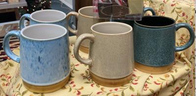 Wood-Based Mug (Assorted Colors)