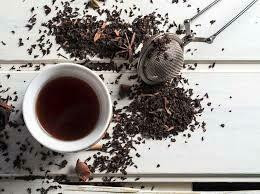 Brewed Hot Numi Tea
