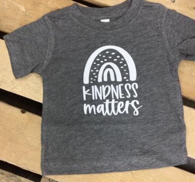 Kindness Matters Infant/Toddler Tee