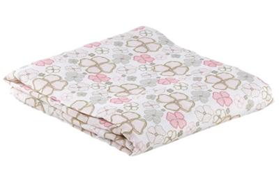 Swaddle Blanket - Playful Posies