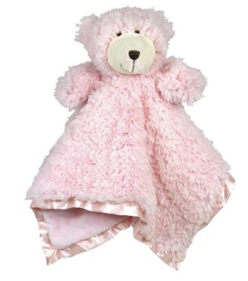 Cuddle Bud Bear - Pink