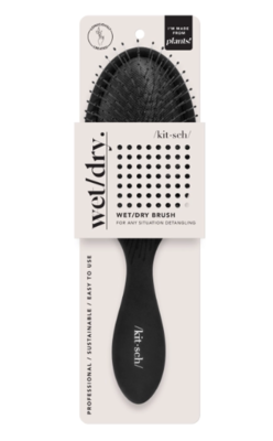 Consciously Created Wet/Dry Brush
