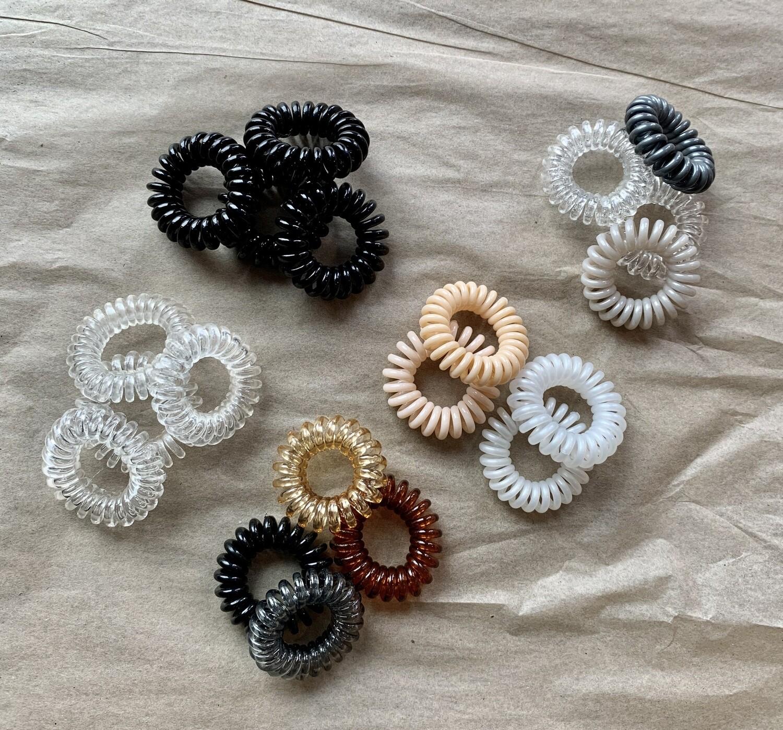 Hair Coils - Packs of 4