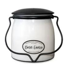 16 oz Barn Dance Butter Jar Candle
