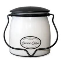 16 oz Summer Storm Butter Candle