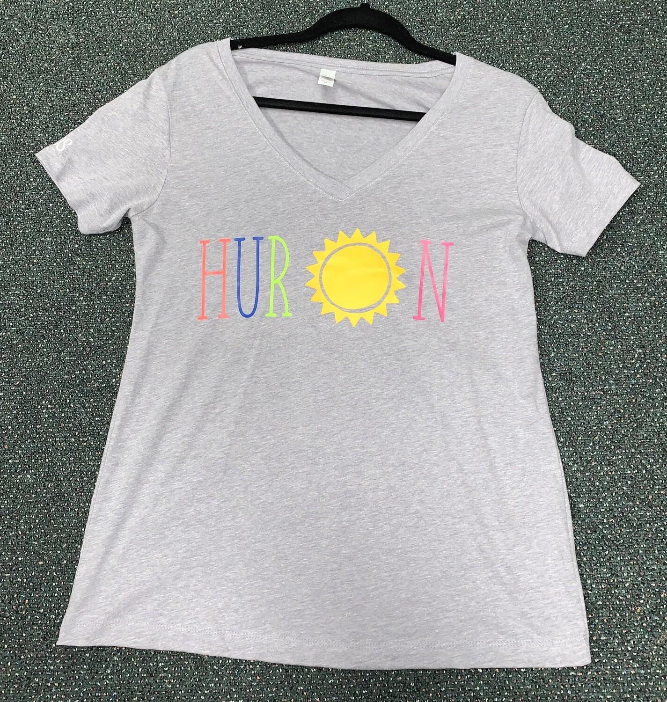 Huron V-Neck T-Shirt