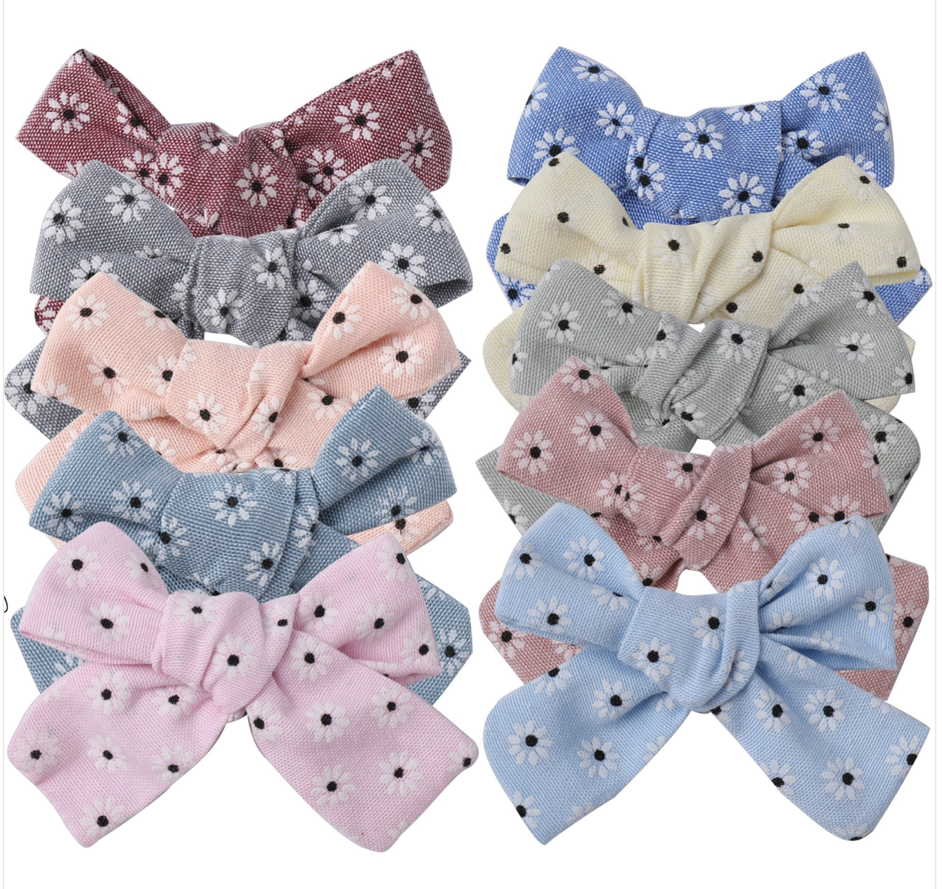 Hair Clips for Baby and Toddlers