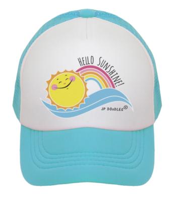 Hello Sunshine Trucker Hat