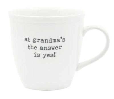 At Grandmas Mug