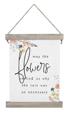 Flowers Remind Us