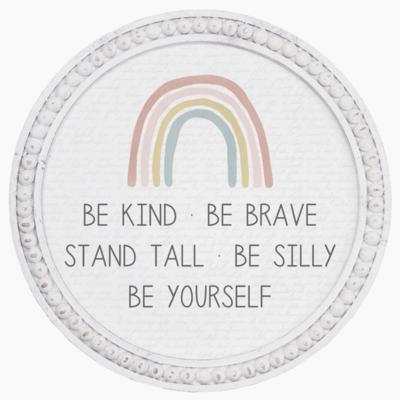 Be Kind Be Brave