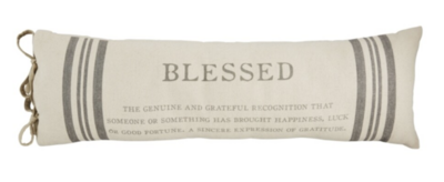 Blessed Defintion Pillow
