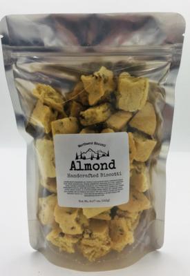 Almond Biscotti Bites