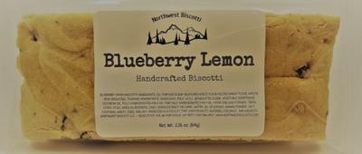 Blueberry Lemon Biscotti