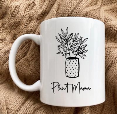 Plant Mama Mug
