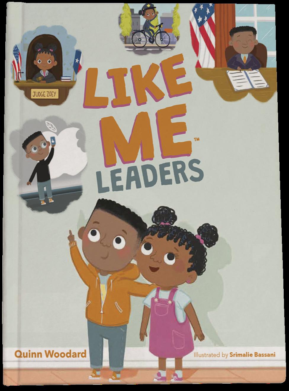 Pre-Order: Like Me Leaders (Hardcover)