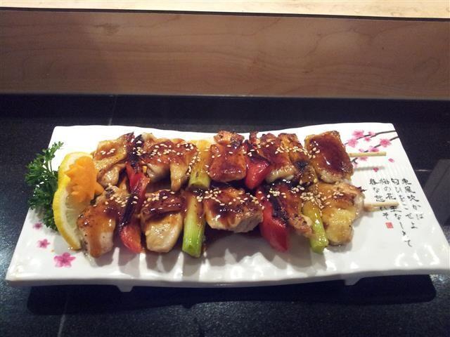 Jumbo Chicken Yakidori