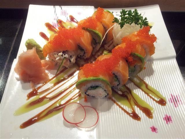 Nagoya Special Roll