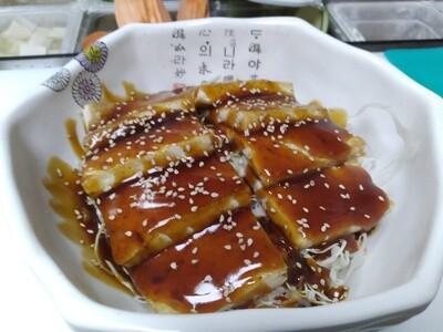 Tofu Teriyaki Donburi