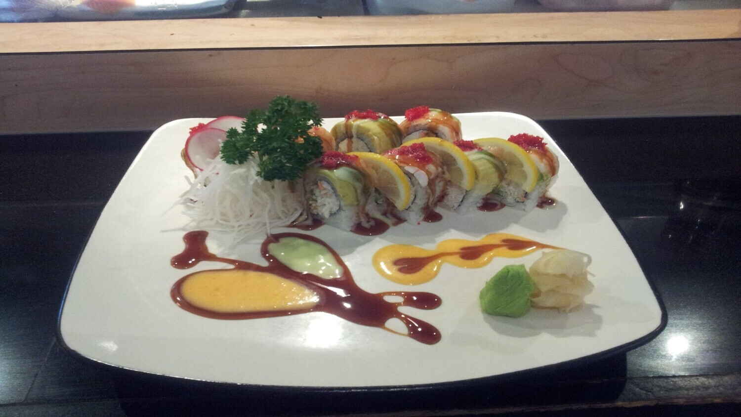 French Kiss Roll