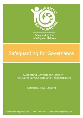 Safeguarding for Governance - FREE