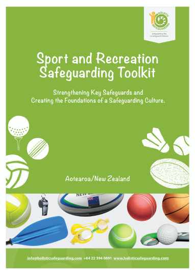 Sport & Recreation Safeguarding Toolkit