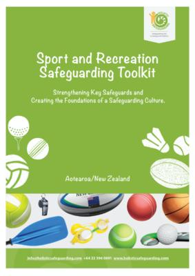 Sport & Recreation Safeguarding Toolkit
