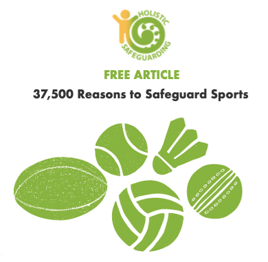 Article - 37,500 Reasons to Safeguard Sports - FREE
