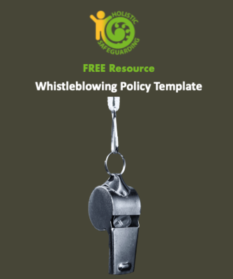 Whistleblowing Policy Template - FREE