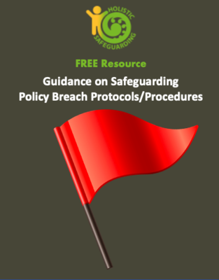 Guidance on Safeguarding Policy Breach Protocols/Procedures - FREE