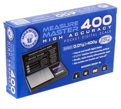 Measure Master High Accuracy Digital Scale