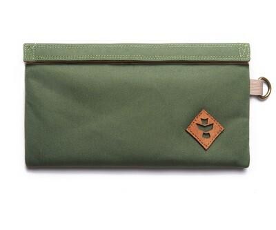 Revelry Supply Confidant Green Money Bag