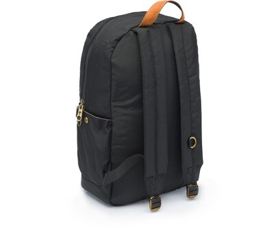 Revelry Supply Escort Black Carbon-Lined Backpack