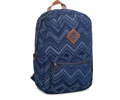 Revelry Supply Escort Indigo Carbon-Lined Backpack
